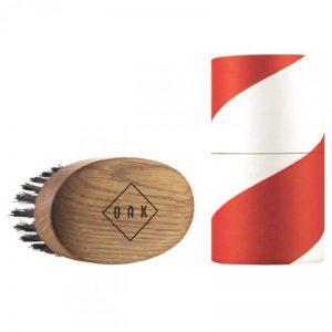 Oak spazzola da barba con setole di cinghiale