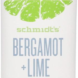 Schmidt's Natural Deo Bergamotto e Lime deodorante stick 92 gr