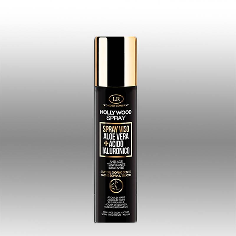 LR Wonder Company spray viso Aloe vera acido Ialuronico 75 ml