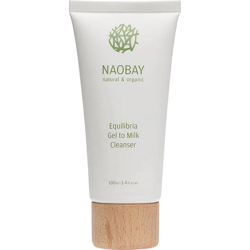 Naobay Equilibria Gel to Milk Cleanser Linea Pelli Miste 100 ml