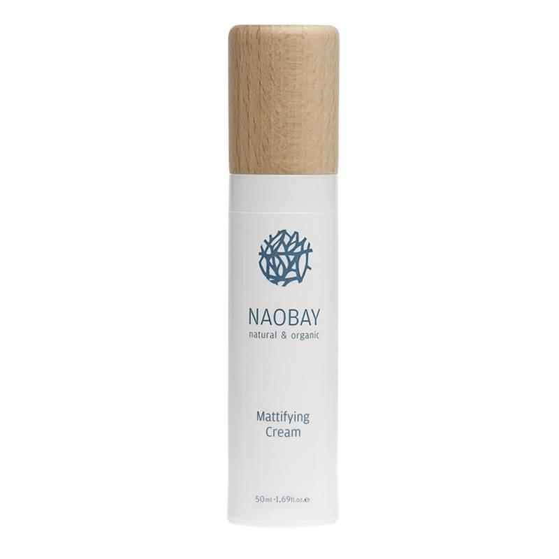 Naobay Mattifyng Cream 50 ml Linea Pelli Grasse