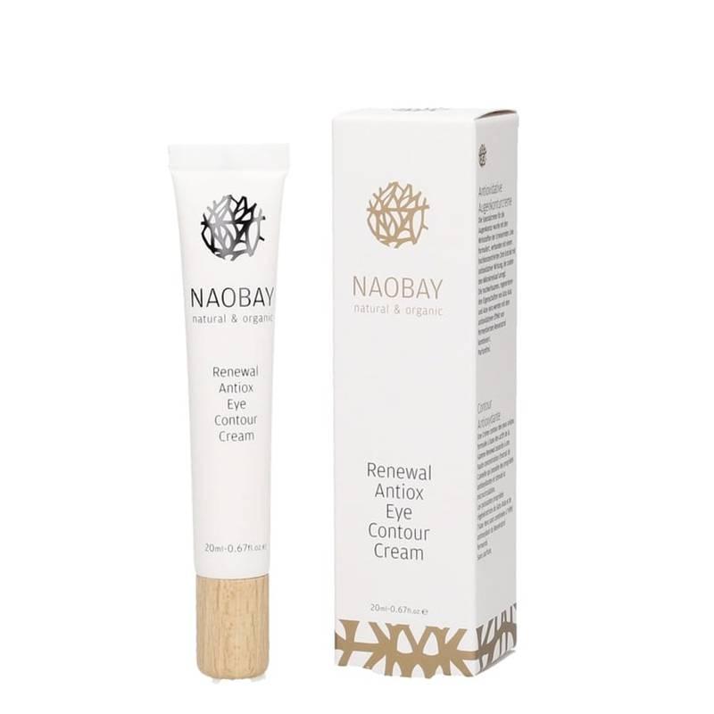 Naobay Renewal Antiox Eye Contour Cream 20 ml