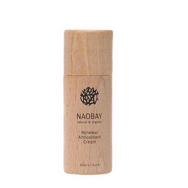 Naobay Renewal Antioxidant Cream 50 ml crema anti-età antiossidante