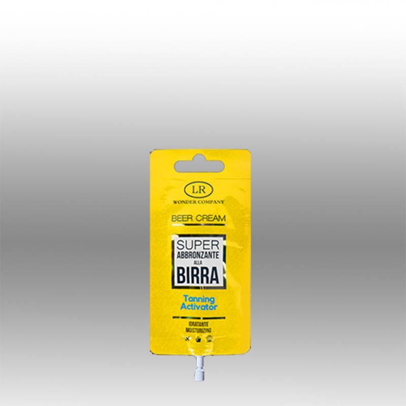 LR Wonder Company Attivatore di Abbronzatura alla Birra 15 ml