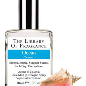 The Library of Fragrance Oceano Acqua di Colonia 30ml spray