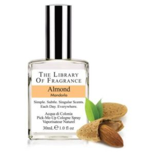 The Library of Fragrance Almond Acqua di Colonia 30 ml spray