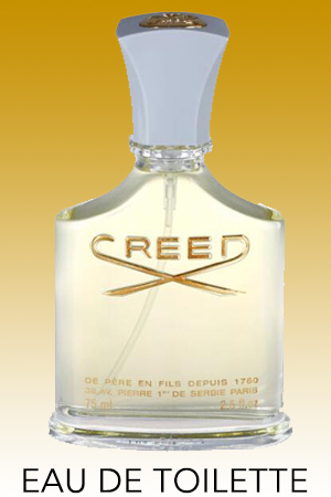 eau de toilette creed