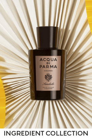 ingredient collection acqua di parma