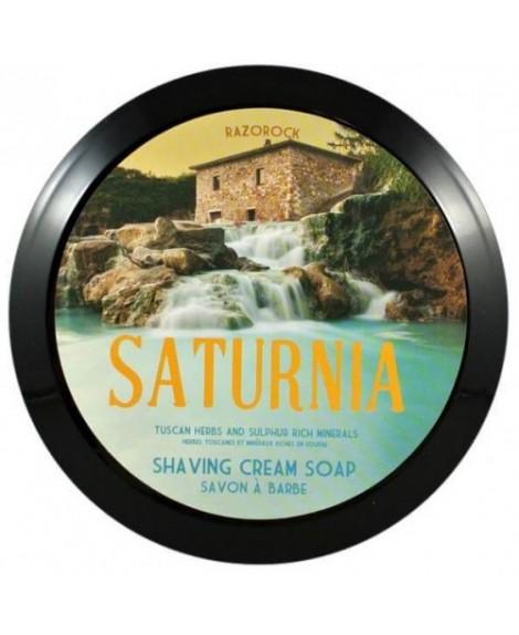 Saturnia Sapone da barba 150 ml si ispira alle celebri terme e alle loro acque curative, dalle proprietà uniche al mondo. Arricchito con olio di Cocco
