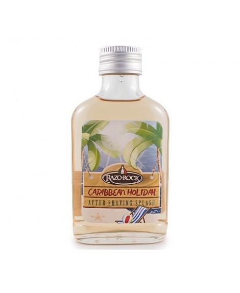 RAZOROCK CARIBBEAN HOLIDAY AFTER SHAVE 100 ml