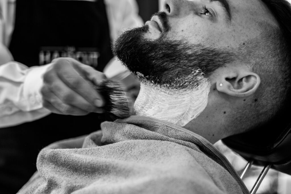 cura della barba