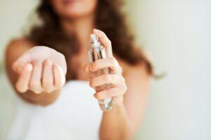 punti dove mettere il profumo