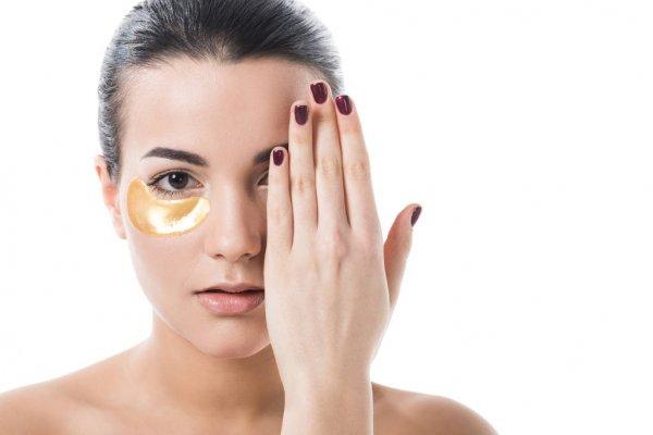 maschere per il contorno occhi