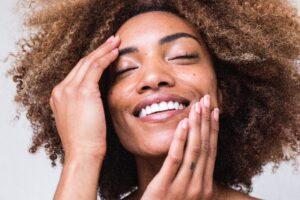 pelle del viso sensibile